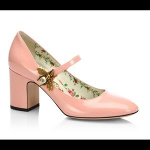 Gucci Lois Mary Jane Pump